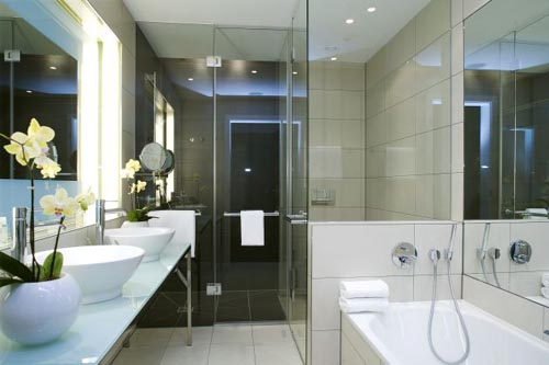 7 popular small hotel bathroom design hotel bathroom designs - Hotel Bathroom Design