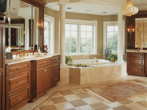 7 Gorgeous bathroom designs traditional: Luxurious Traditional Bathroom  Design