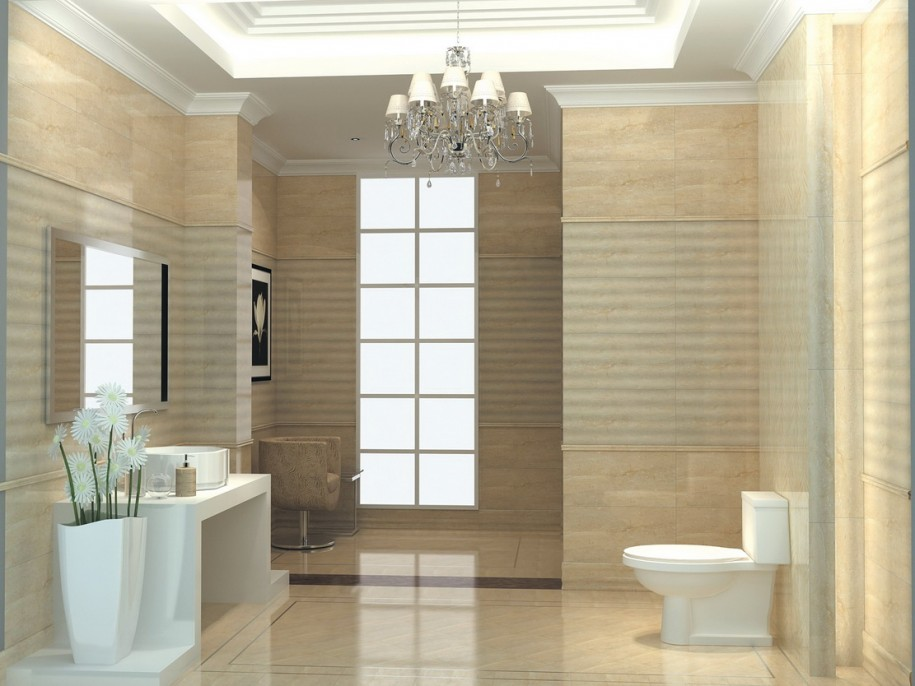 Luxury Ceramic Tiles For Bathroom EwdInteriors - Tiles for bathroom walls and floors