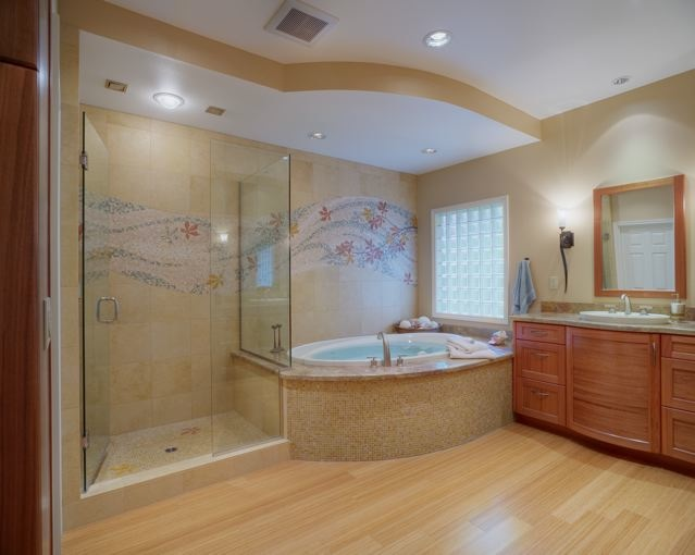 Master Bathroom Designs 2014