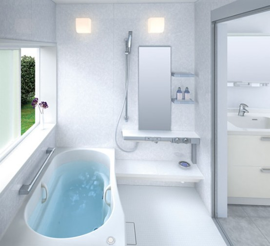 5 Photos Of The 5 Bathroom Designs Small Spaces