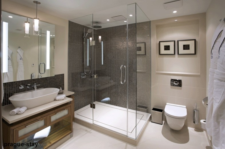Luxury Hotel Bathrooms