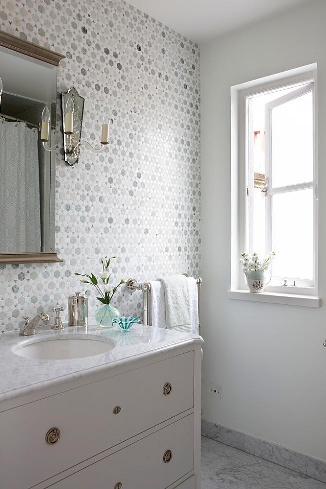 Photo Gallery Of The Bathroom Design By Sarah Richardson Design