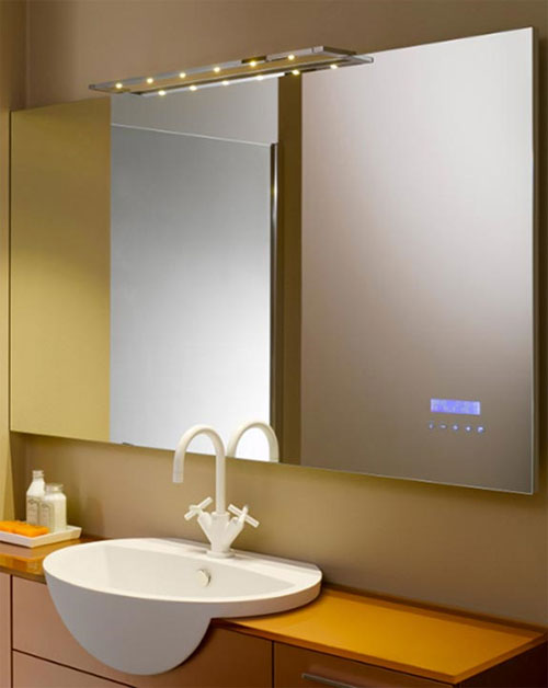 5 Popular Bathroom Mirror Design Ideas Suitable