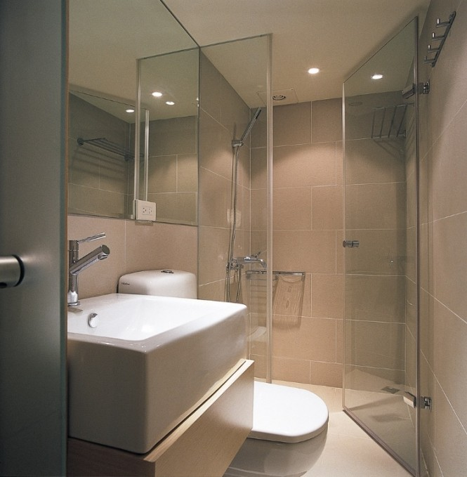 house shows us small bathroom design can still be beautiful