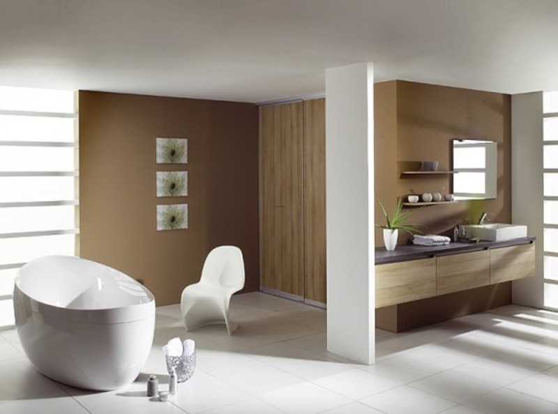 Ultra Modern Bathroom : Ewdinteriors