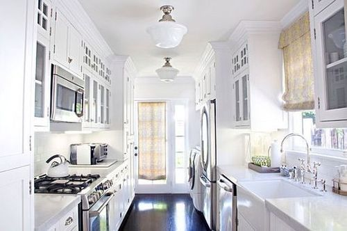 Photo Gallery Of The Galley Style Bathroomss