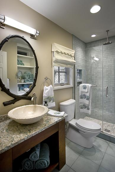 6 unique guest bathroom design - Guest Bathroom Design