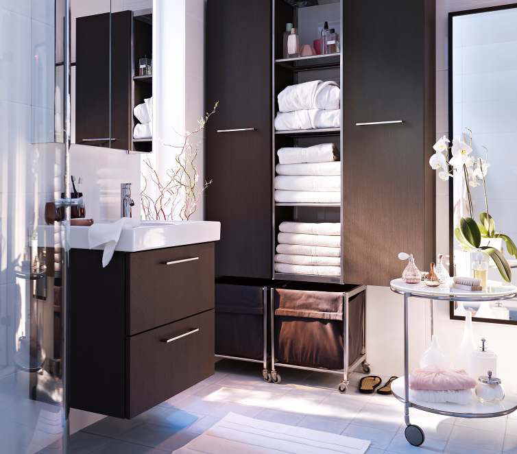 Ikea Bathroom Design Ideas 2014 8 stunning ikea bathroom designs | ewdinteriors