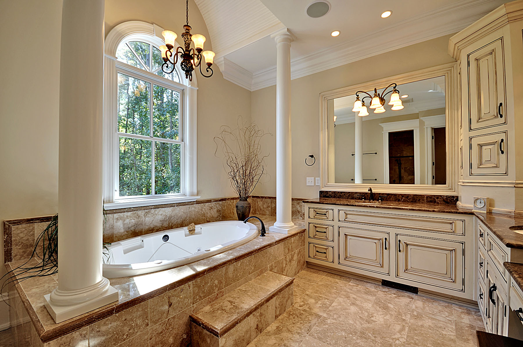 Custom bathroom designs - Photo Gallery Of The Bathroom Remodeling