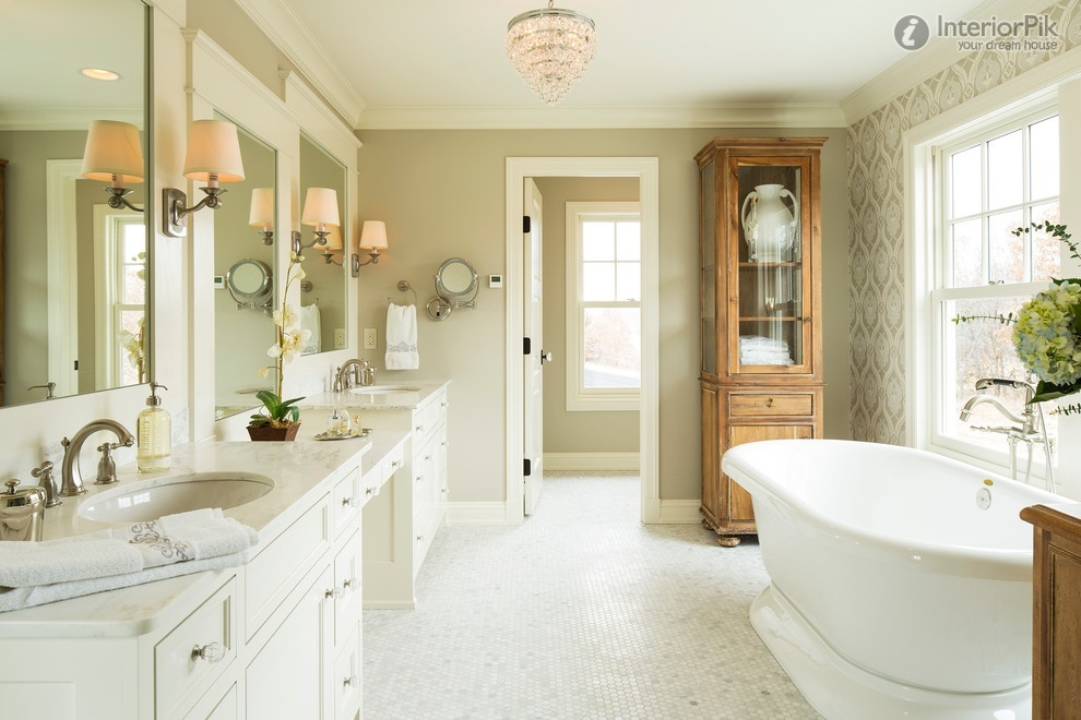 8 Latest In Bathroom Design: Bathroom European Style