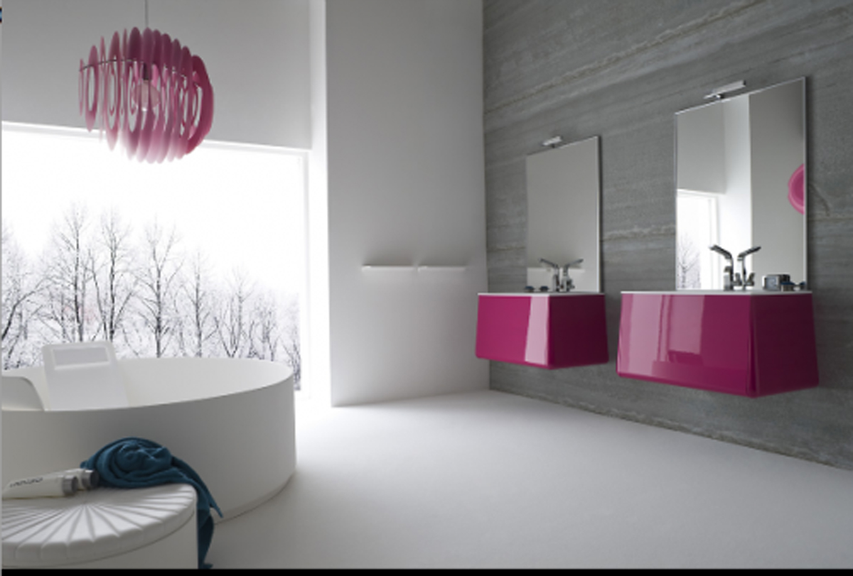 Modern bathroom decor accessories - Modern Bathroom Accessories Ideas