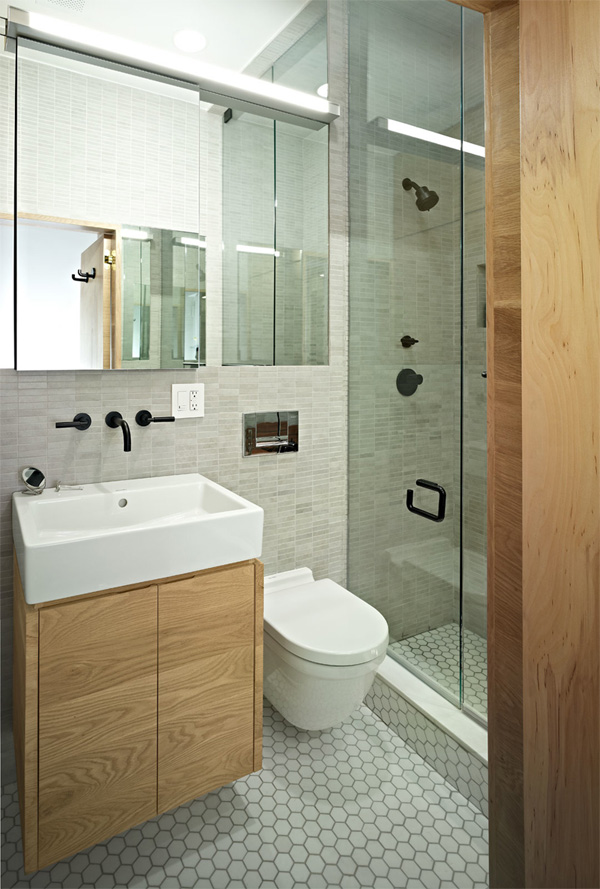 9 Top Notch Contemporary Small Bathroom Design Ewdinteriors Modern