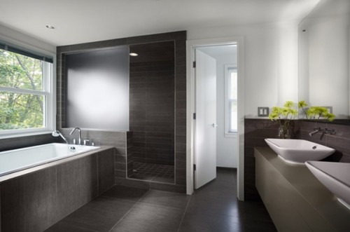 Photo Gallery Of The Contemporary Bathroom