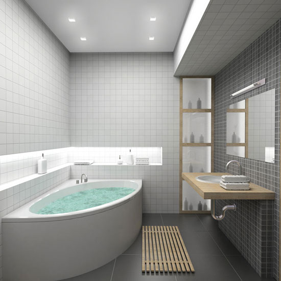 6 photos of the 6 top notch bathroom design ideas for small spaces