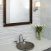 8 Popular bathroom wall tile design : Small Bathroom Design