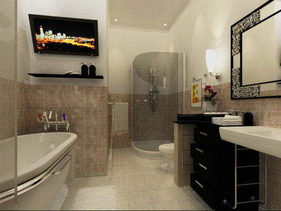 enjoyable model home bathroom pictures. It is Enjoyable to meet you again on our hottest image gallery relating model  bathroom designs presented by Anotame Home Design crew 9 Best Rated EwdInteriors
