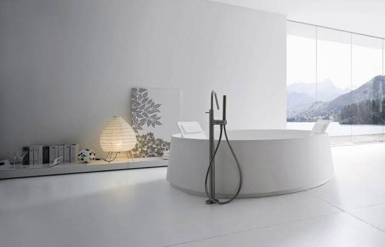zen bathroom relaxing ewdinteriors