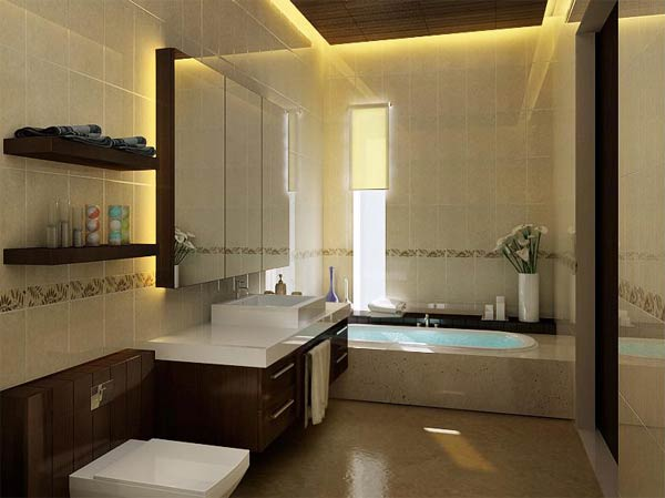 7 popular small hotel bathroom design small modern bathroom design - Small Hotel Bathroom Design