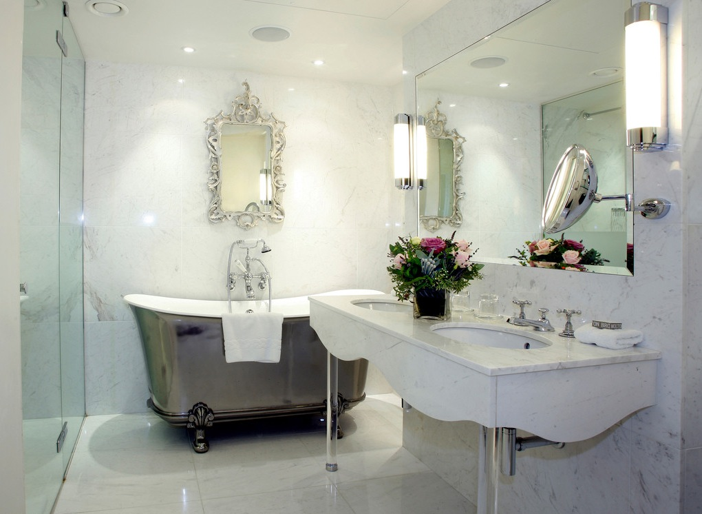 Photo Gallery Of The Modern Bathroom Style Design Ideas Part 23