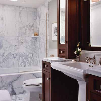 Bathroom Images For Small Bathroom tile ideas for small bathrooms : ewdinteriors