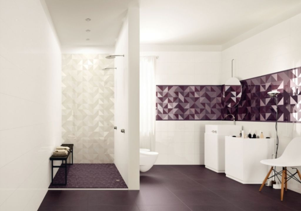 Bathroom Wall Design Ideas best bathroom wall tile design ideas contemporary - decorating
