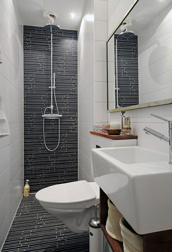 7 Wonderful design a bathroom free: Small And Functional Bathroom Design  Ideas