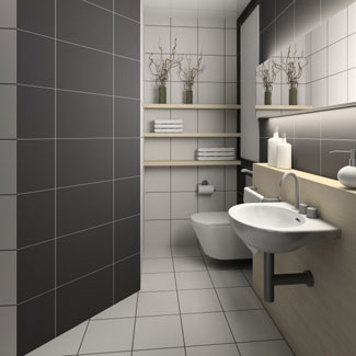 related post from 12 wonderful design ideas for small bathrooms - Small Designer Bathroom