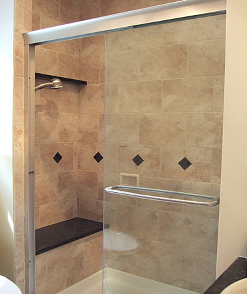 8 Photos Of The 8 Top Notch Bathroom Shower Design Ideas Pictures