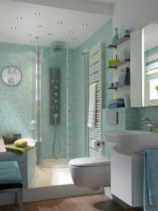 Small Shower Room Design Ideas bathroom tile ating - aralsa