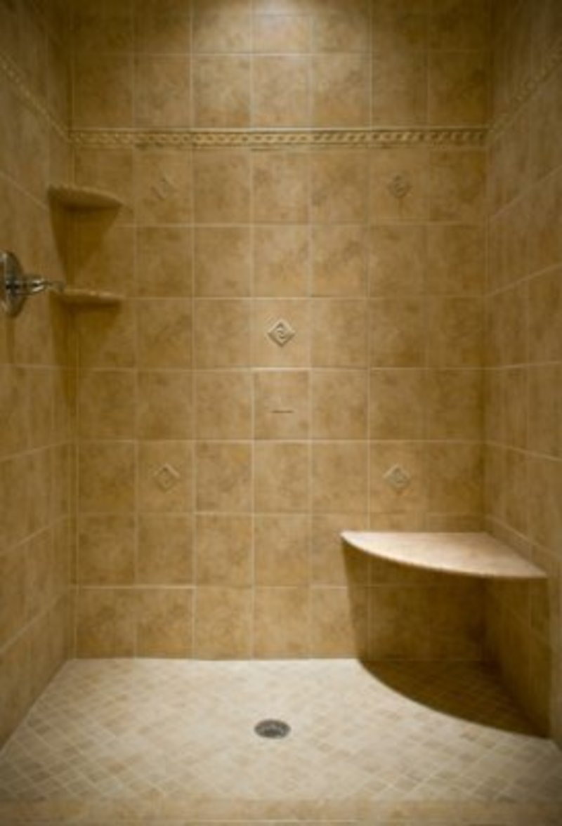 Small Bathroom Shower Tile Ideas Home Design Ideas