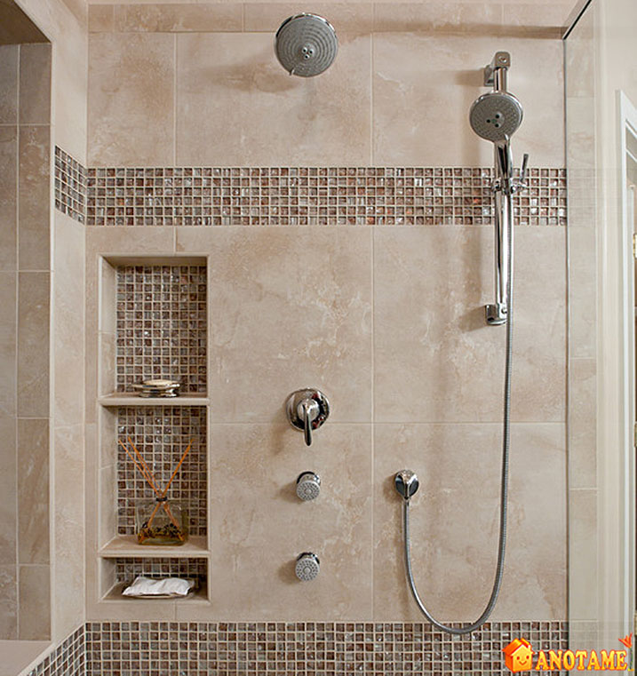 Shower Tile Ideas for Beautiful Bathroom | EwdInteriors