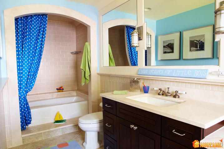 kids bathrooms ideas