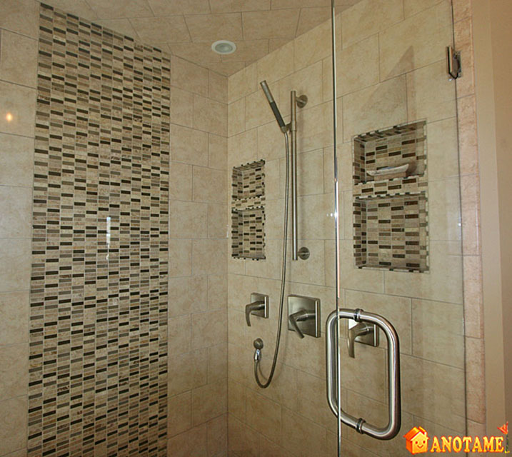 Shower Wall Tile Designs Home Design Ideas