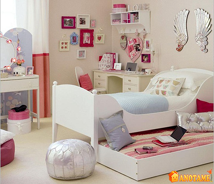 white baby furniture