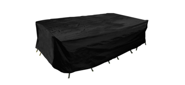 black patio furniture covers