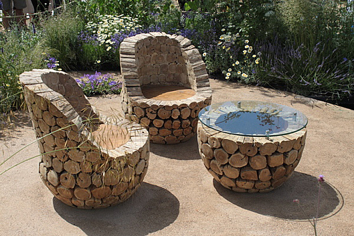 handmade rustic furniture