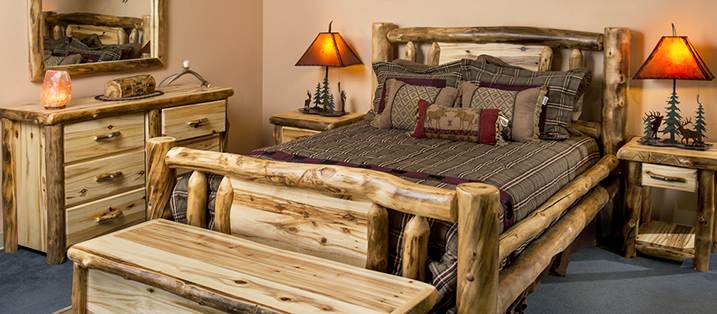 High Quality Rustic Ranch Furniture