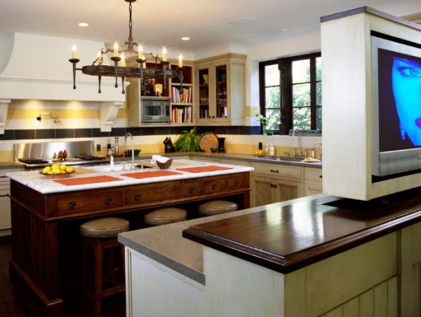 Kitchen Island Chandelier : EwdInteriors