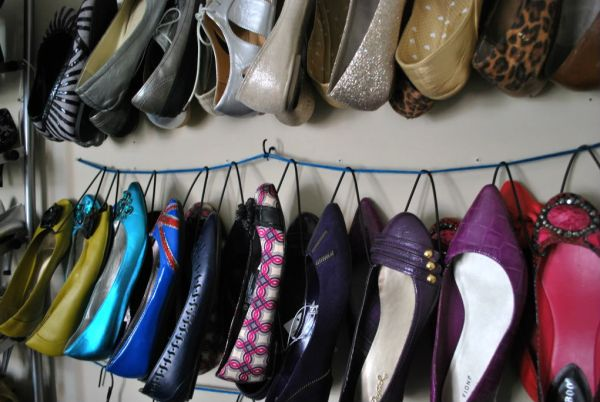 Nice 8 Creative Ways To Organize Your Shoes
