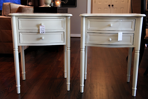Beautiful How To Paint The Bedroom Nightstands