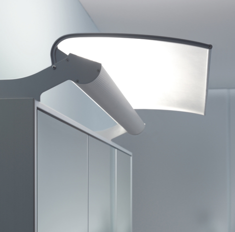 Mirror Wall System From Duravit U2013 The Mirrorwall Opens Up Your Bathroom  Environment