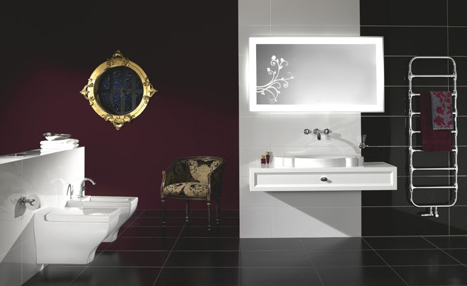 5 photos of the villeroy boch la belle new bathroom furniture collection